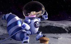 Кадр из мультфильма «Ледниковый период 5»