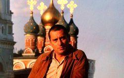 Роберт Де Ниро в Москве в 1987 году. Фото с сайта kinopoisk.ru