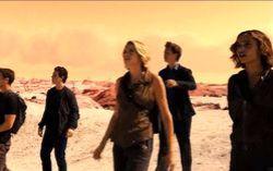 Кадр из фильма «Дивергент, глава 3. Застеной»