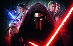Постер фильма «Звездные войны»