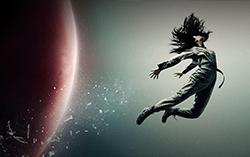 Постер сериала «Пространство»