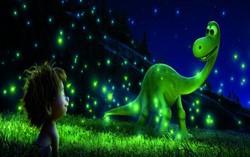 Кадр из фильма «Хороший динозавр»