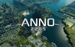 Логотип игры ANNO 2205