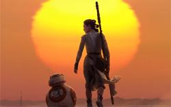 Постер фильма «Звездные войны: Пробуждение силы»