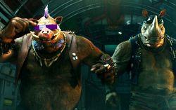 Кадр из фильма «Черепашки-ниндзя 2»