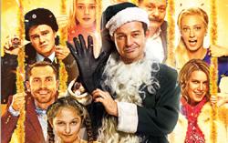 Постер фильма «SOS, Дед Мороз, или Все сбудется!»