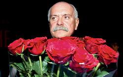 Режиссер Никита Михалков. Фото с сайта eg.ru