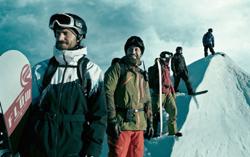 Кадр из фильма «На гребне волны»