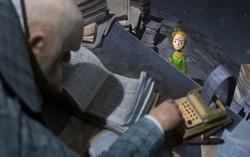 Кадр из фильма «Маленький принц»