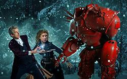 Постер к сериалу «Доктор Кто»