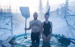 Купание в проруби. Фото с сайта izhevsk.ru