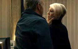 Кадр из сериала «Карточный домик»