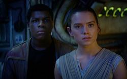 Кадр из фильма «Звездные войны: Эпизод 7. Пробуждение силы»