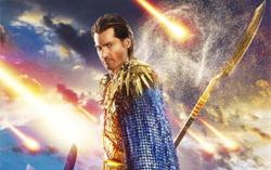Постер фильма «Боги Египта»
