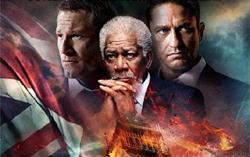 Постер фильма «Падение Лондона»