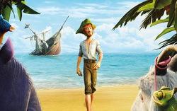 Постер к мультфильму «Робинзон крузо: Очень обитаемый остров»