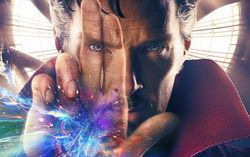 Постер фильма «Доктор Стрэндж»