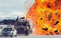 На съемках «Форсаж 8». Фото с сайта comingsoon.com