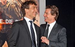 Том Круз и Даг Лайман. Фото с сайта ew.com