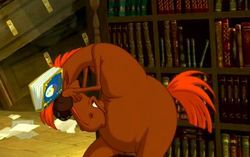 Кадр из мультфильма «Три богатыря и морской царь»