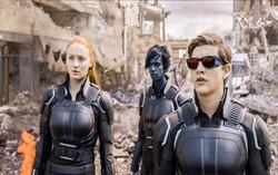 Кадр из фильма «Люди Икс Апокалипсис»