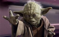 Герой фильма «Звездные войны» джедай Йода. Изображение с сайта saberfighting.ucoz.ru