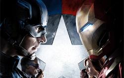 Постер фильма «Первый Мститель: Противостояние»