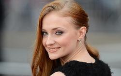 Актриса Софи Тернер. Фото с сайта spletnik.ru