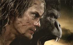 Постер фильма «Тарзан: Легенда»