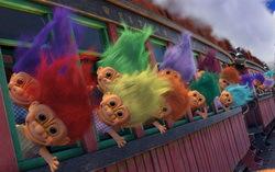 Кадр из мультфильма «Тролли»