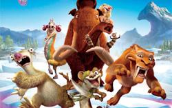 Постер мультфильма «Ледниковый Период»