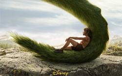 Постер фильма «Пит и его дракон»
