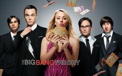 Постер к сериалу «Теория большого взрыва»
