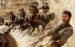 Постер фильма «Бен-Гур»