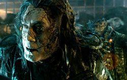 Кадр из фильма «Пираты Карибского моря: Мертвецы не болтают»