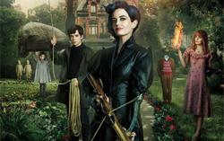 Постер фильма «Дом странных детей Мисс Перегрин»