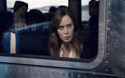 Кадр из фильма «Девушка в поезде»