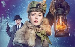 Постер сериала «Анна-детективъ»