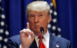 Дональд Трамп. Фото с сайта kapital.kz.