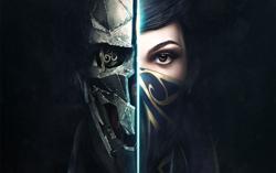 Обложка игры «Dishonored 2»
