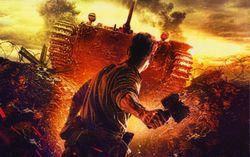 Постер фильма «28 панфиловцев»