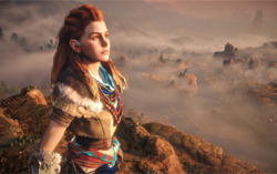 Десять самых горячих видеоигр этой зимы. Скриншот из игры Horizon: Zero Dawn