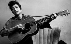 Боб Дилан. Фото с сайта FastCult