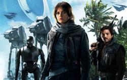 Постер фильма «Изгой-один: Звездные войны. Истории»