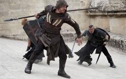 Кадр из фильма Кредо убийцы