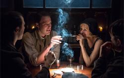 Кадр из фильма «Закон ночи»