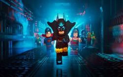 Кадр из фильма Лего. Фильм: Бэтмен