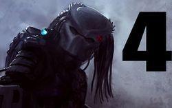 Тизер-постер фильма «Хищник 4»