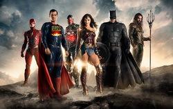 Постер к фильму «Лига справедливости»