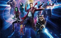 Постер фильма «Стражи галактики. Часть 2»